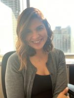 Andrea Fonseca : At Large Board Member